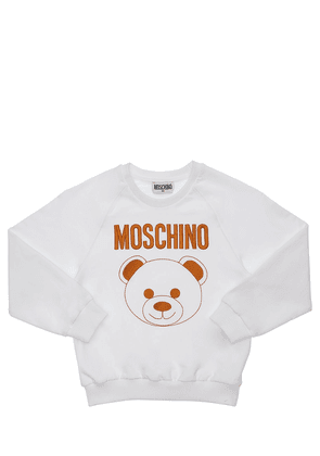 Embroidered Toy Sweatshirt