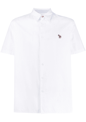 PS Paul Smith short sleeved shirt - White