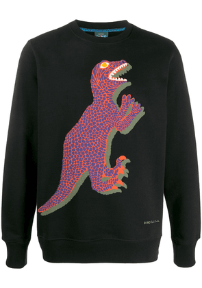 PS Paul Smith Dino print sweatshirt - Black