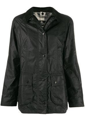 Barbour snap button jacket - Green