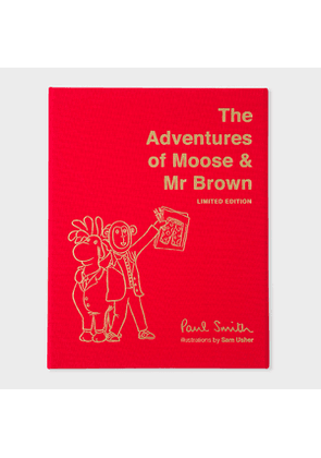 The Adventures of Moose & Mr Brown - Paul Smith - Limited Edition