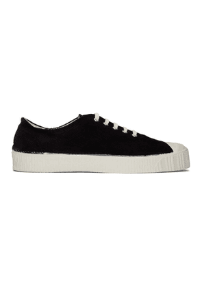 Comme des Garcons Shirt Black Spalwart Edition Special Low V Sneakers