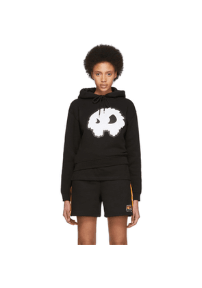 McQ Alexander McQueen Black Classic Mad Chester Hoodie