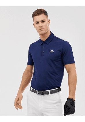 adidas Golf Ultimate 365 polo shirt in navy