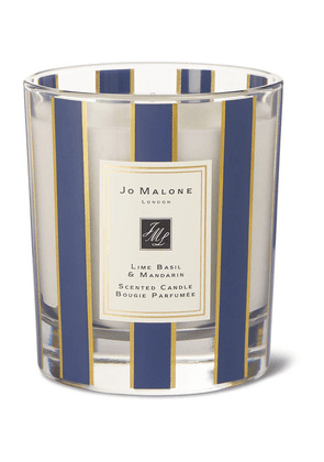 Jo Malone London - Lime Basil And Mandarin Scented Candle, 200g - Colorless