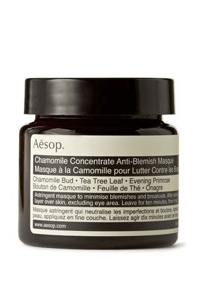 Aesop - Chamomile Concentrate Anti-blemish Masque, 60ml - Colorless