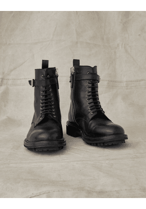 Belstaff FINLEY BOOT Black UK 2.5 /