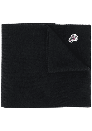 PS Paul Smith knitted wool scarf - Black