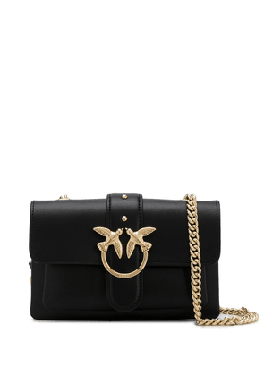 Pinko small Love crossbody bag - Black