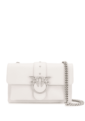 Pinko Love crossbody bag - White