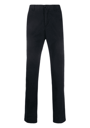 PS Paul Smith high rise slim fit chinos - Blue
