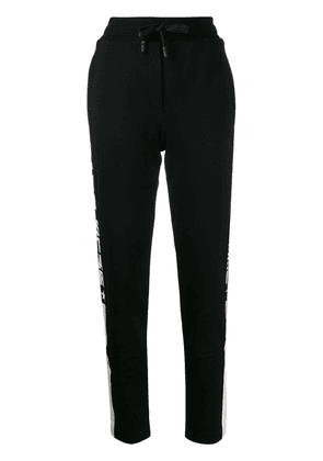 Dolce & Gabbana DG Queen track pants - Black