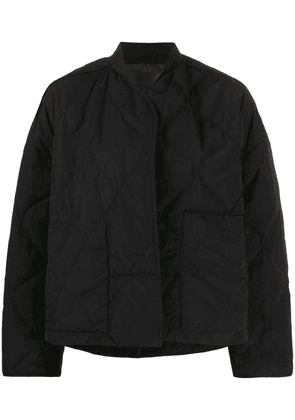 Christian Wijnants quilted padded lightweight jacket - Black