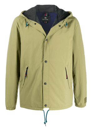 PS Paul Smith lightweight hooded jacket - Green