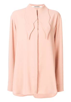 Kimhekim Blanca relaxed fit blouse - PINK