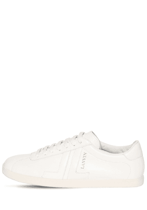 10mm Leather Sneakers