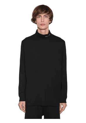 Recycled Jersey Long Sleeve T-shirt