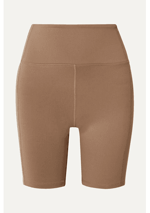 Year of Ours - Diana Stretch Shorts - Tan