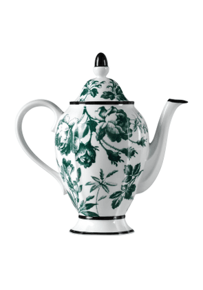 Herbarium coffee pot
