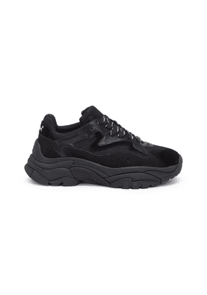 'Atomic' chunky outsole sneakers