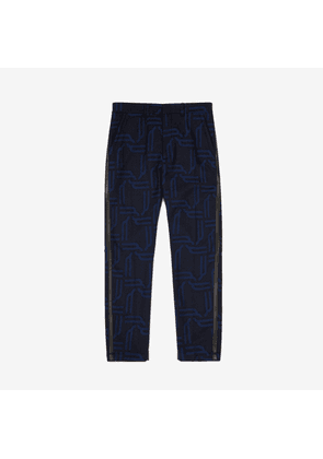 Bally Wing Jacquard Trousers