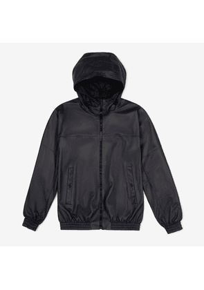 Hooded Reversible Nappa Jacket