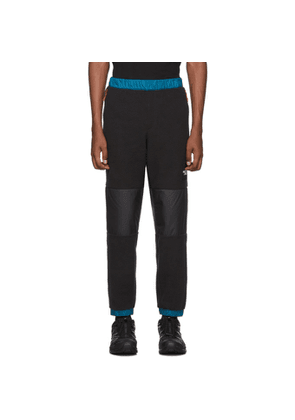 The North Face Black and Blue Denali Lounge Pants