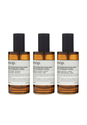 Aesop States of Being Room Spray Trio