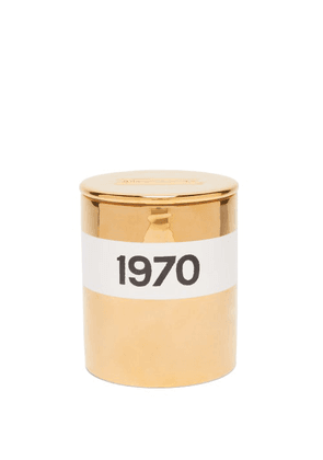 Bella Freud - 1970 Large Scented Candle - Gold