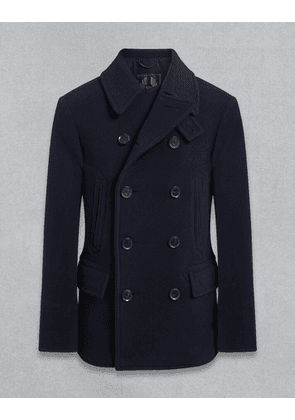 Belstaff NAVAL PEACOAT navy UK 40 /