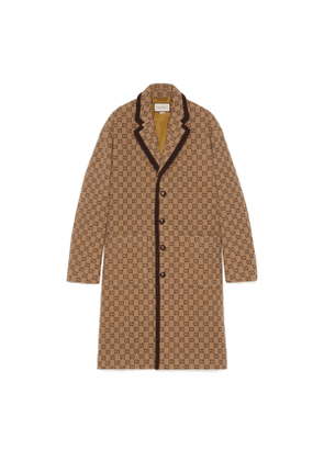 GG wool coat
