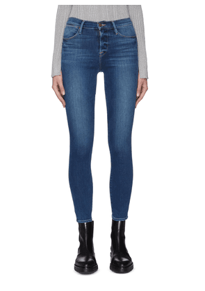 'Le high skinny' jeans
