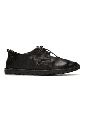 Marsell Black Sancrispa Derbys
