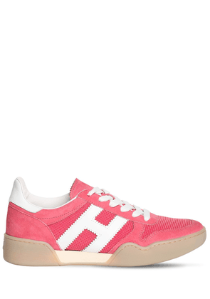 20mm H357 Retro Volley Mesh Sneakers