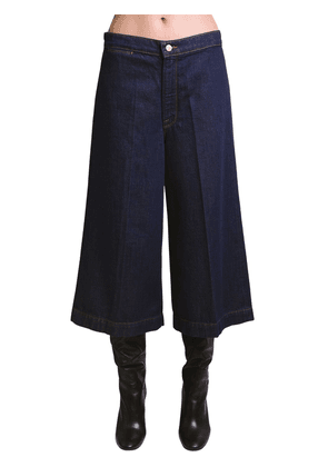Le Culotte Cotton Denim Jeans