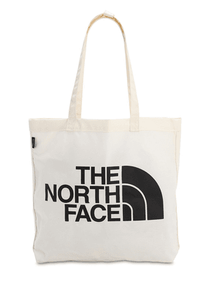 City Printed Cotton Tote Bag