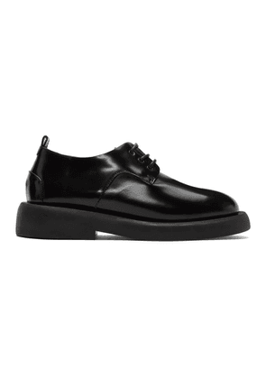 Marsell Black Gomme Gommello Derbys