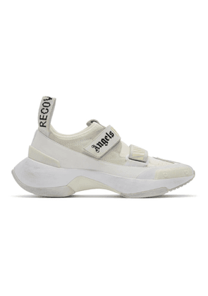 Palm Angels Off-White Recovery Sneakers