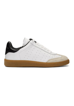 Isabel Marant White Brycy Sneakers