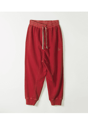 Track Pant Red
