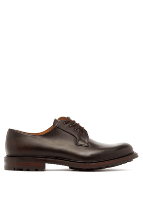 Cheaney - Ascot Brown Leather Derby Shoes - Mens - Brown