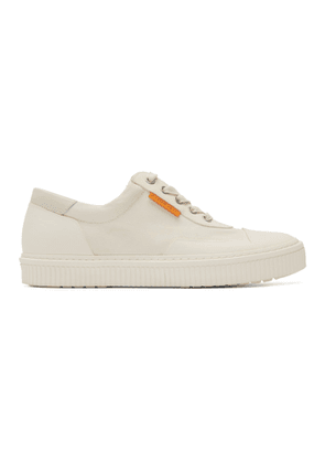 both Off-White Vintage Low Sneakers