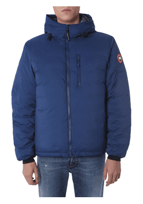 canada goose 'lodge' down jacket