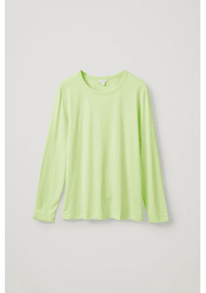BRUSHED COTTON TOP
