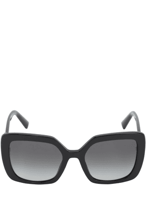 Logo Acetate Sunglasses