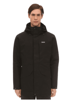 Tres 3-in-1 Down Parka Jacket