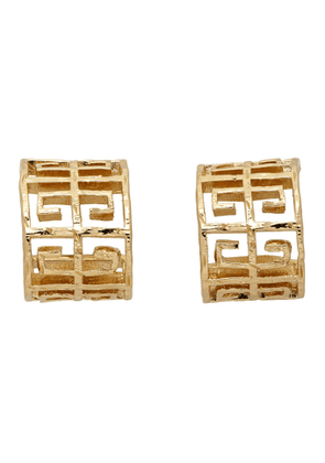 Givenchy Gold 4G Earrings