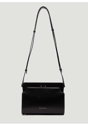 Marni Trunk Bag in Black size One Size