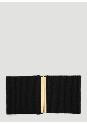 Marni Knitted Belt in Black size M