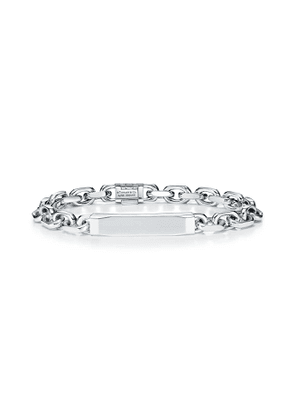 Tiffany 1837™ Makers ID chain bracelet in sterling silver, extra large